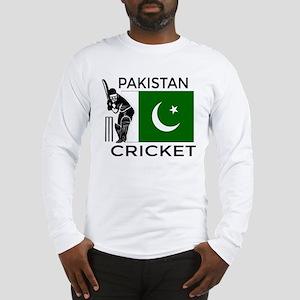 Pakistan Cricket Long Sleeve T-Shirt