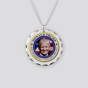 President Trump Necklace
