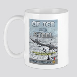 of ice and steel cover Mugs