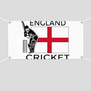 England Cricket Banner