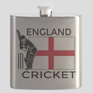 England Cricket Flask