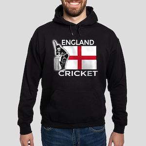 England Cricket Hoodie (dark)