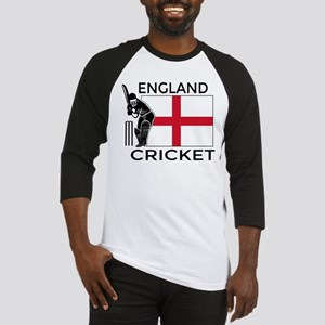 England Cricket Baseball Jersey