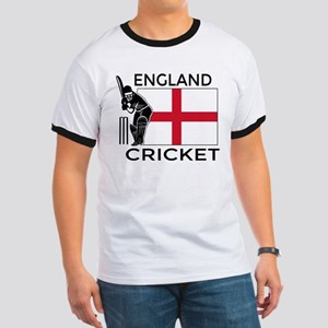 England Cricket Ringer T
