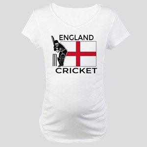 England Cricket Maternity T-Shirt