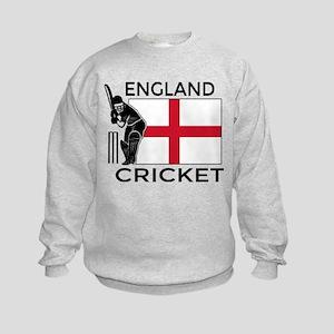 England Cricket Kids Sweatshirt