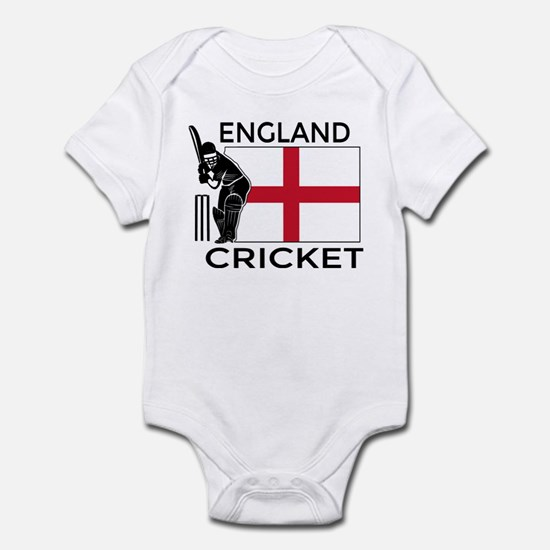 England Cricket Infant Bodysuit