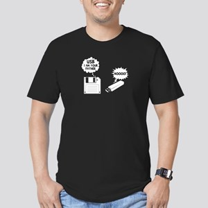 USB Floppy I am Your Father T-Shirt