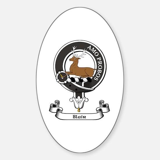 Badge - Blair Sticker (Oval)
