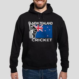 New Zealand Cricket Hoodie (dark)