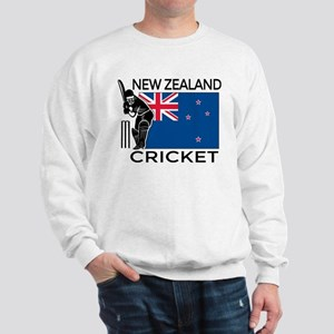 New Zealand Cricket Sweatshirt