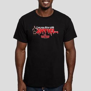 Rocky Horror Anticipat Men's Fitted T-Shirt (dark)