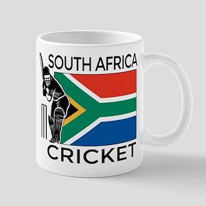 south africa cricket & Mug