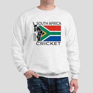 south africa cricket & Sweatshirt