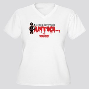 Rocky Horror Anti Women's Plus Size V-Neck T-Shirt