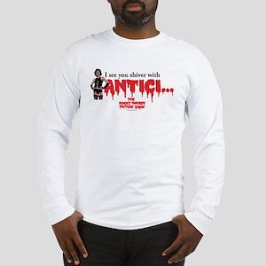 Rocky Horror Anticipation Long Sleeve T-Shirt