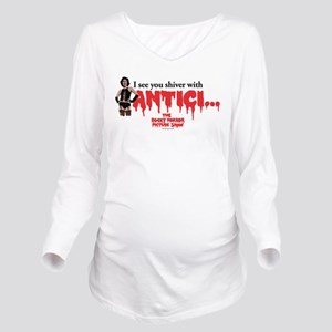 Rocky Horror Anticip Long Sleeve Maternity T-Shirt