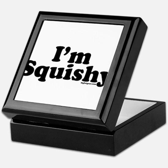 I'm Squishy Keepsake Box