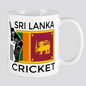 Sri Lanka Cricket Mug