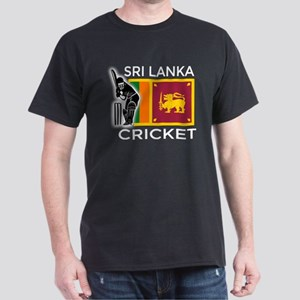 Sri Lanka Cricket Dark T-Shirt