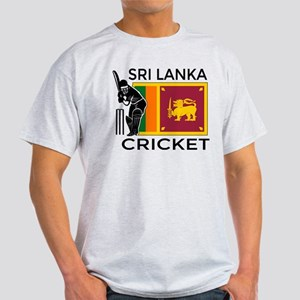 Sri Lanka Cricket Light T-Shirt