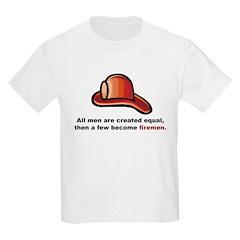 Fireman Kids T-Shirt