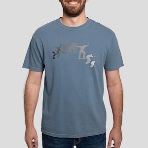 skateboarding9Black T-Shirt