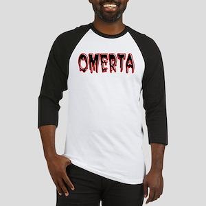 Omerta Baseball Jersey