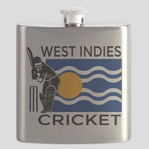 West Indies Cricket Flask
