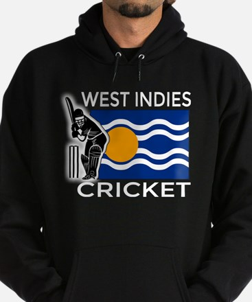 West Indies Cricket Hoodie (dark)