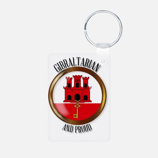Cute Gibraltar Keychains