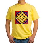 275eor grometrik.. Yellow T-Shirt