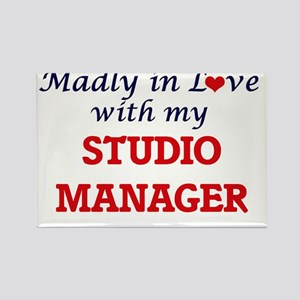 Madly in love with my Studio Manager Magnets