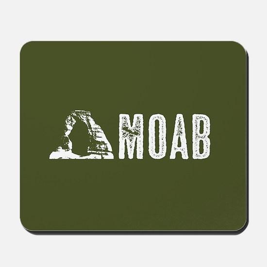 Moab, Utah: Delicate Arch Mousepad