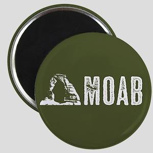 Moab, Utah: Delicate Arch Magnet
