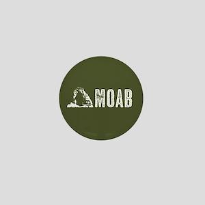 Moab, Utah: Delicate Arch Mini Button