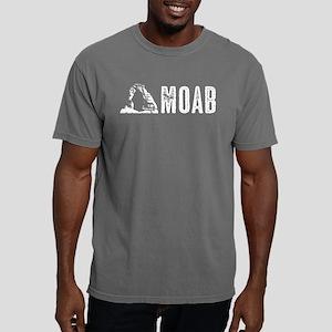 Moab, Utah: Delicate Arc Mens Comfort Colors Shirt