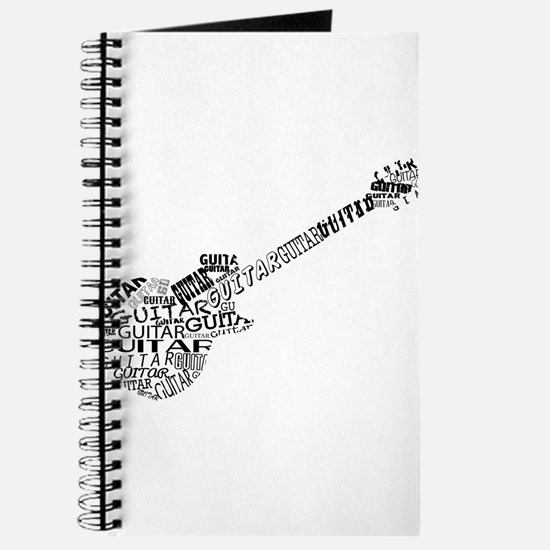 Guitar In Text Journal