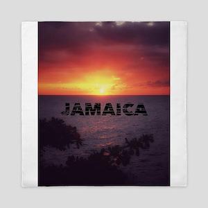 Jamaica Queen Duvet