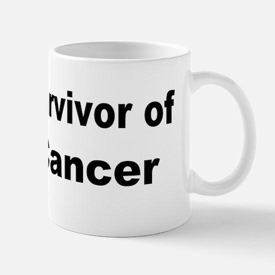 Proud Survivor Mug