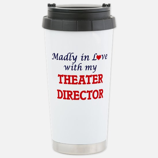 Madly in love with my T Stainless Steel Travel Mug