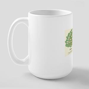 Family Tree Large Mug