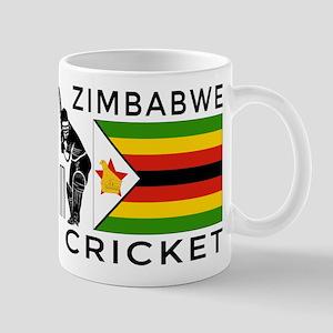 Zimbabwe Cricket Mug