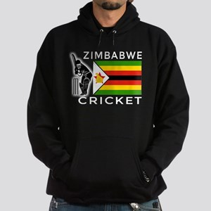 Zimbabwe Cricket Hoodie (dark)