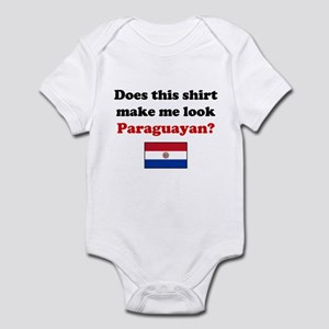 Make Me Look Paraguayan Infant Bodysuit