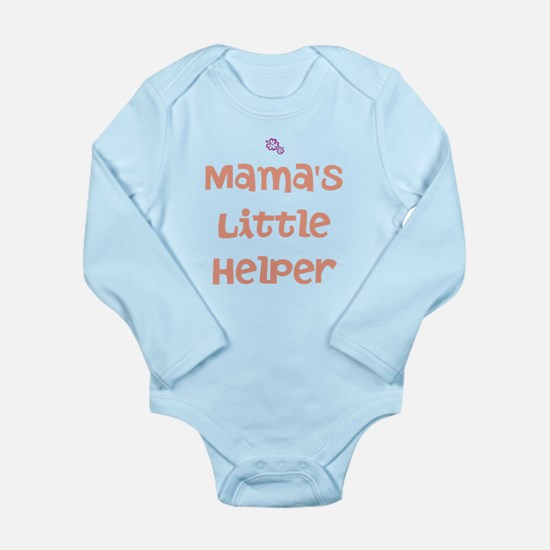 Mama's Little Helper Infant Body Suit