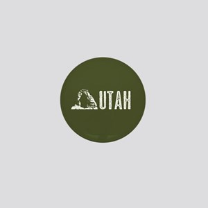 Utah: Delicate Arch Mini Button
