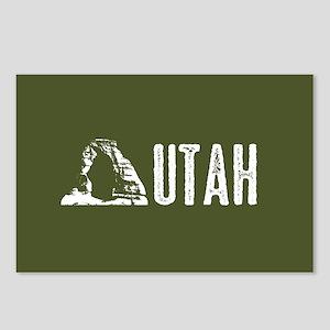 Utah: Delicate Arch Postcards (Package of 8)