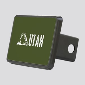 Utah: Delicate Arch Rectangular Hitch Cover