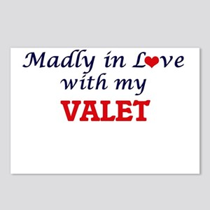 Madly in love with my Val Postcards (Package of 8)